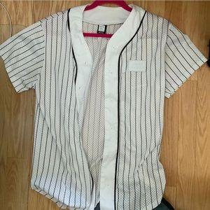 Zumiez jersey size medium